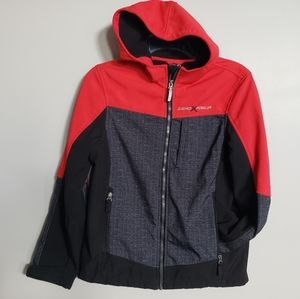 ZeroXposur boys 14/16 fall fleece lined jacket